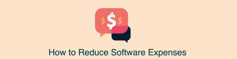 reduce software expenses